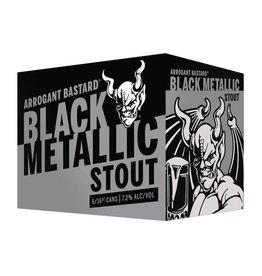Arrogant Bastard Black Metallic Stout 16oz 6Pk Cans