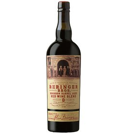 Beringer Bros. Bourbon Barrel Aged 2016 Red Wine Blend California 750ml