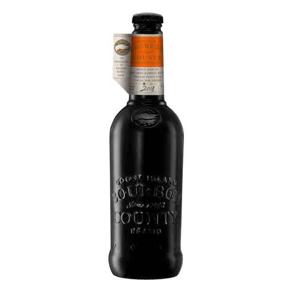 Goose Island Bourbon County Brand Midnight Orange Stout 2018 16.9oz
