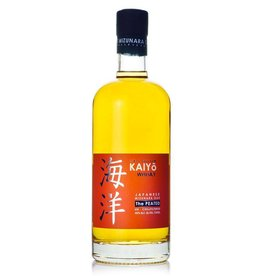 Kaiyo Whisky Japanese Mizunara Oak The Peated
