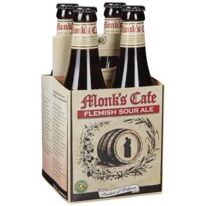 Monk's Cafe Flemish Sour Ale 11.2oz 4Pk Cans