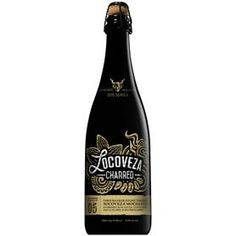 Stone Brewing Locoveza Charred 2015 Series Batch No.5 500ml