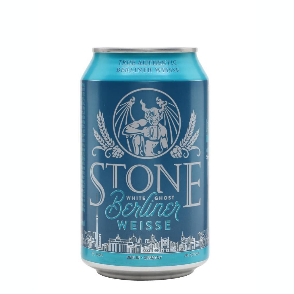Stone Brewing White Geist Berliner Weisse 11.2oz 6Pk Cans