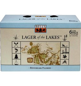 Bell's Lager Of The Lakes Bohemian Pilsner 12oz 6Pk Cans