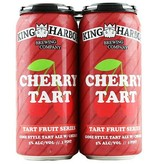 King Harbor Brewing Company Cherry Tart Gose Ale 16oz 4Pk Cans
