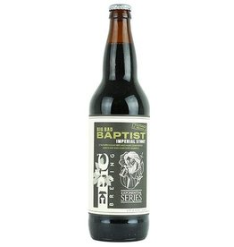 Epic Brewing Big Bad Baptist Imkperial Stout 22oz Bomber