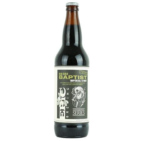 Epic Brewing Big Bad Baptist Imperial Stout 22oz Bomber