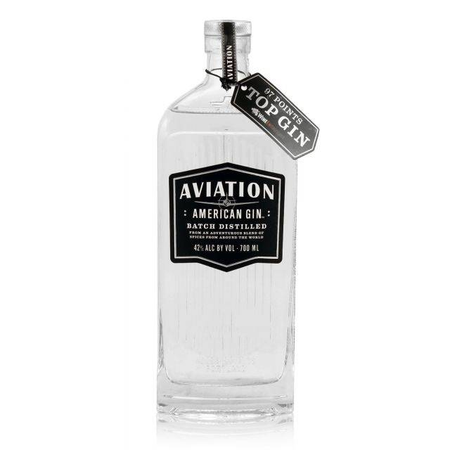 Aviation American Gin Batch Distilled 750ml