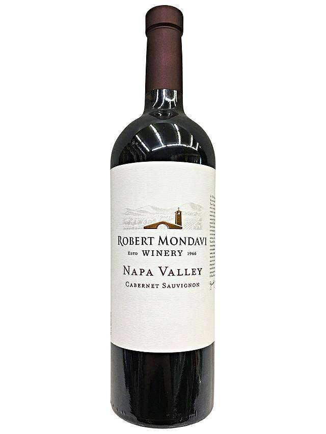 Robert Mondavi 2016 Napa Valley Cabernet Sauvignon 750ml
