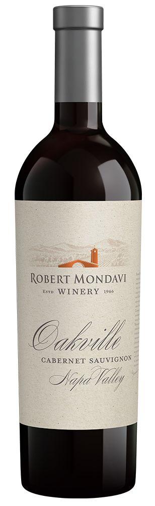 Robert Mondavi Oakville 2014 Napa Valley Cabernet Sauvignon 750ml