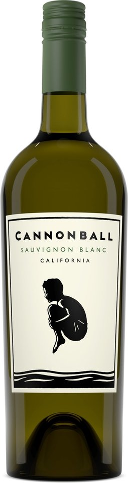 Cannonball 2017 California Sauvignon Blanc 750ml