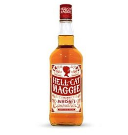 Hell-Cat Maggie Irish Whiskey Five Points Manhattan 750ml
