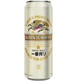 Kirin Ichiban Premium Beer 25oz (1) Can