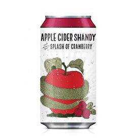 T. W. Pitchers' Brewing Co. Snake Bite Apple Cider Shandy Splash Of Cranberry 12oz 6Pk Cans