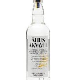 Ahus Akvavit Caraway Fennel Rosemary Lemon & Seville Orange Peels 750ml