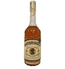 Warbringer Mesquite Smoked Southwest Bourbon Bourbon Whiskey Finished In Sherry Casks 750ml