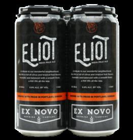 Ex Novo Eliot IPA 16oz 4Pk Cans