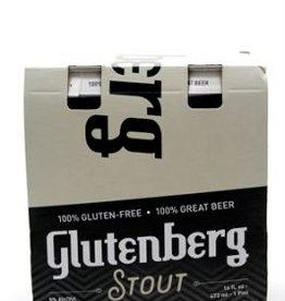 Glutenberg Stout 16oz 4Pk Cns