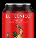 Barley Forge El Tecnico Amber Ale & Agave 12oz 6Pk Cans