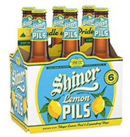 Shiner Lemon Pils 12oz 6Pk Btls