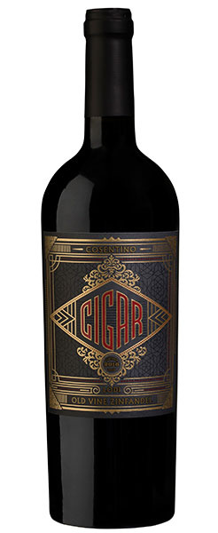 Cosentino Cigar 2017 Lodi Old Vine Zin 750ml