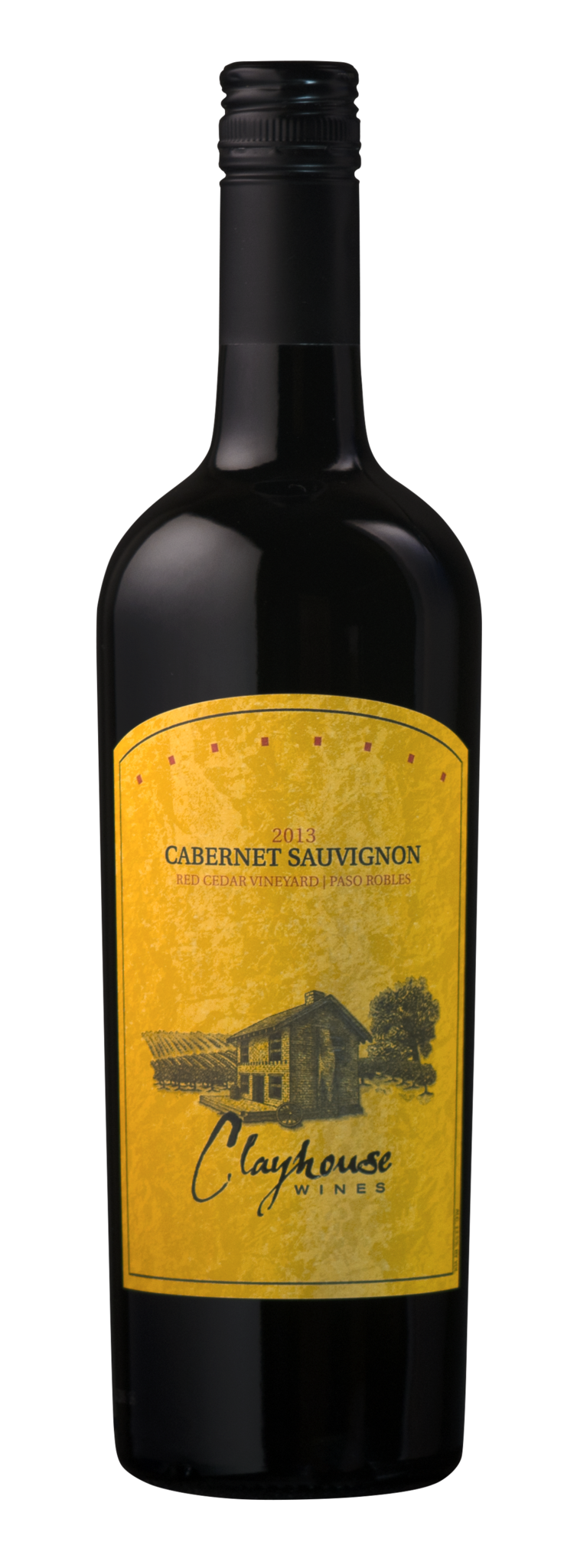 Clayhouse Wines 2016 Paso Robles Cabernet Sauvignon 750ml