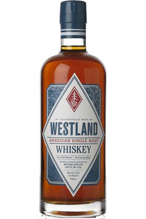 Westland American Single Malt Whiskey 750ml