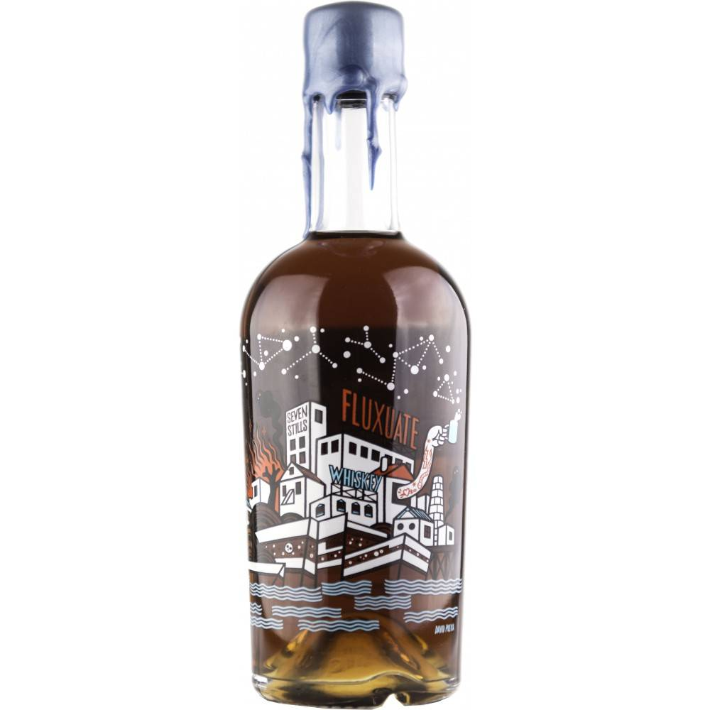 Seven Stills Fluxuate Coffe Porter Whiskey 94Pf 375ml