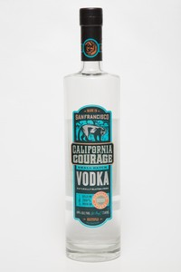 California Courage Small Batch Vodka 750ml