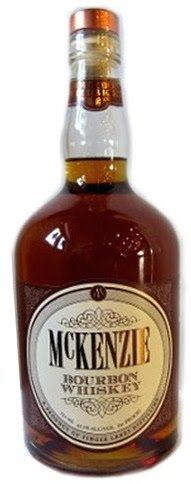 McKenzie Bourbon Whisky 91Pf 750ml