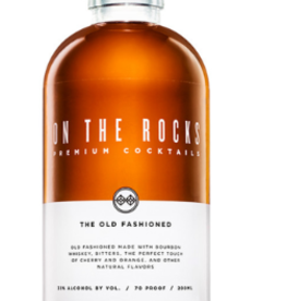 On The Rocks Premium Cocktails The Old Fashioned 200ml
