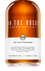 On The Rocks Premium Cocktails The Old Fashioned 100ml