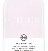 On The Rocks Premium Cocktails The Aviation 100ml