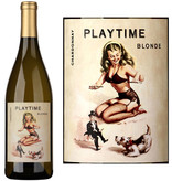 Playtime Chardonnay 2017 Blonde Wine California 750ml