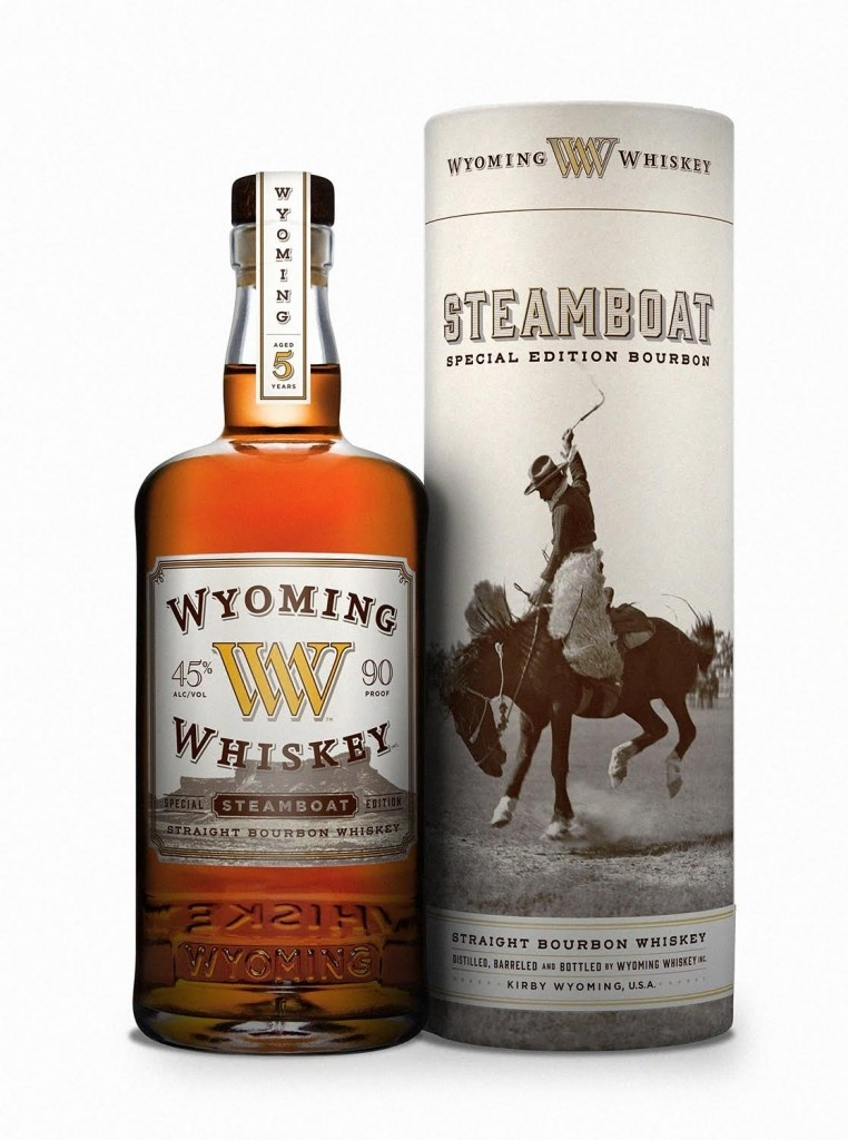 Wyoming Whiskey Steamboat Special Edition Bourbon 750ml