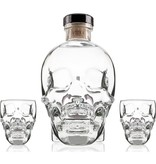 Crystal Head Vodka Shot Glass Gift Set 750ml