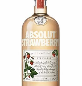 Absolut Juice Strawberry Edition 750ml