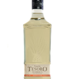 Tesoro Tequila Number 5 Reposado 750ml