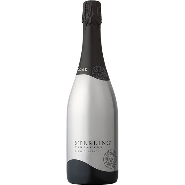 Sterling Vineyards California Blanc De Blancs 750ml
