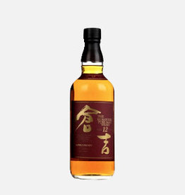 The Kurayoshi Malt Whisky 750ml
