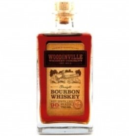 Woodinville Pot Distilled Hand-Crafted Straight Bourbon Whiskey 90pf. 750ml