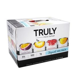 Truly Hard Seltzer Tropical Mix Pack 12oz 12Pk Cans