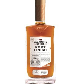 Sagamore Spirit Spring Fed Port Finish Blend Of Rye Whiskies 101Pf. 750ml
