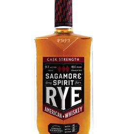 Sagamore Spirit Spring Fed Cask Strength Straight Rye Whiskey 112.2Pf. Batch 2F Bottle #1748 750ml