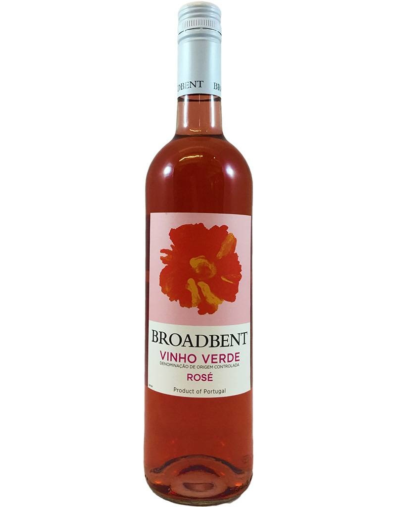 Broadbent Vinho Verde Rose Portugal 750ml