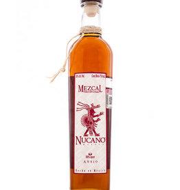 Nucano Mezcal Artesanal Oaxaca Espadin Anejo 750ml