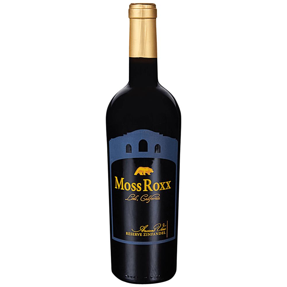 MossRoxx 2015 Ancient Vine Zinfandel Lodi 750ml