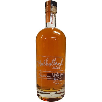 Mulholland Distillery American Whiskey 100Pf. 750ml