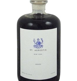 St. Agrestis New York Amaro 750ml