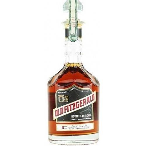 Old Fitzgerald Bottled-In-Bond 2nd Edition 9Yrs. 100Pf. Fall 2018 750ml